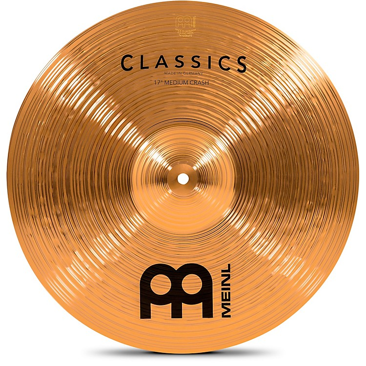 Meinl Classics Medium Crash Cymbal 17