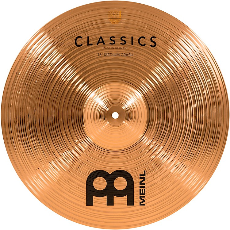 Meinl Classics Medium Crash Cymbal