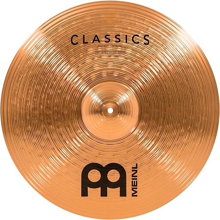 Meinl Classics Medium Ride Cymbal 22