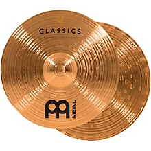 Meinl Classics Medium Soundwave Hi-Hat Cymbals