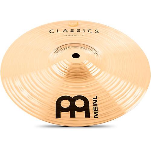 Meinl Classics Mini Hi-Hat Cymbals 10