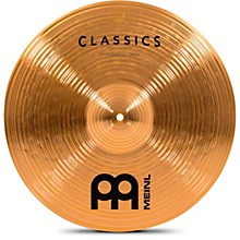 Meinl Classics Powerful Crash Cymbal 17 in.