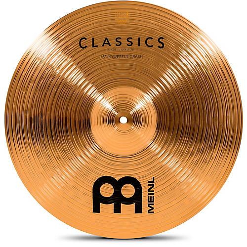 Meinl Classics Powerful Crash Cymbal