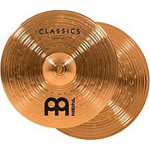 Meinl Classics Powerful Hi-Hat Cymbals 14 in.