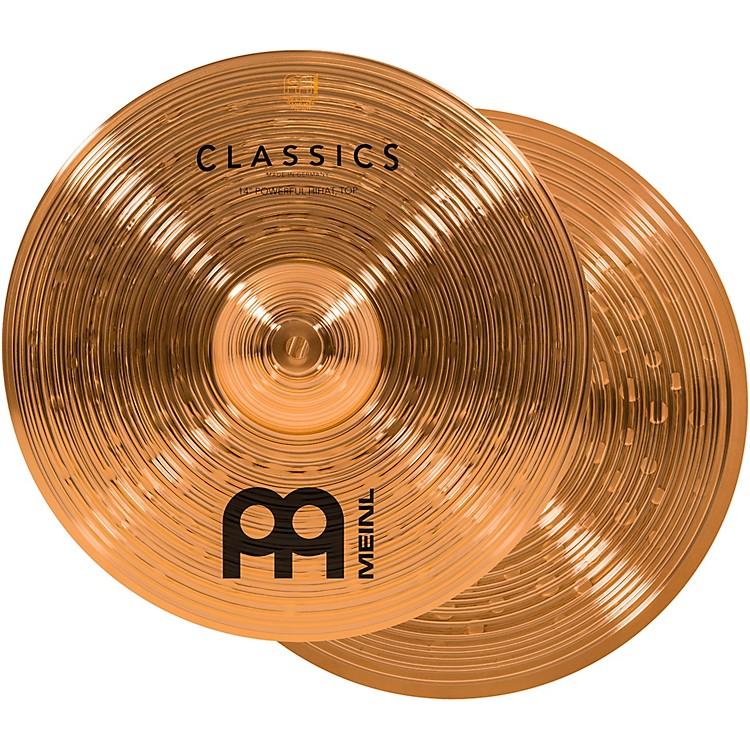 MeinlClassics Powerful Hi-Hat Cymbals14