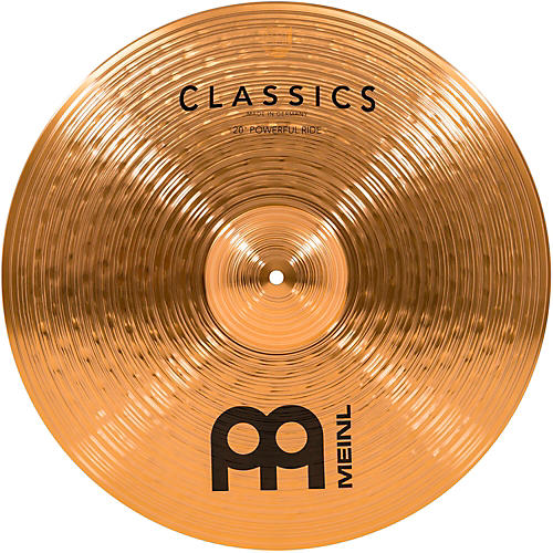 Meinl Classics Powerful Ride Cymbal 20 in.