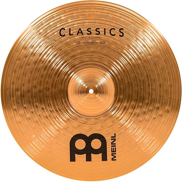 Meinl Classics Powerful Ride Cymbal 20