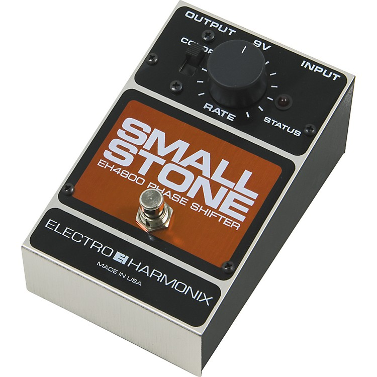Electro-Harmonix Classics Small Stone Phase Shifter Guitar Effects Pedal