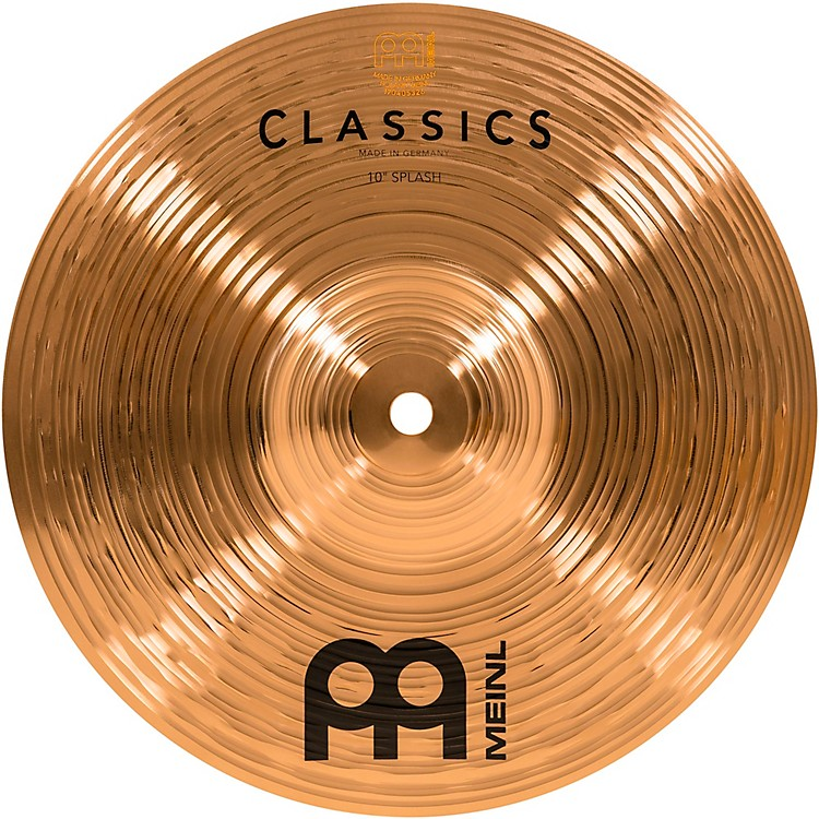 MeinlClassics Splash Cymbal10