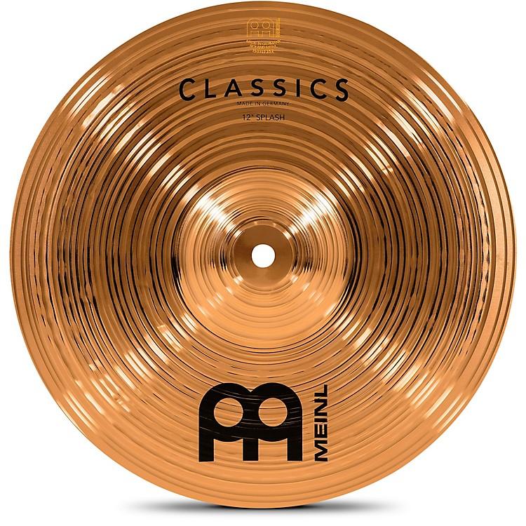 MeinlClassics Splash Cymbal12