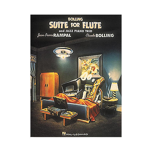 Hal Leonard Claude Bolling - Suite for Flute and Jazz Piano (B-thumbnail