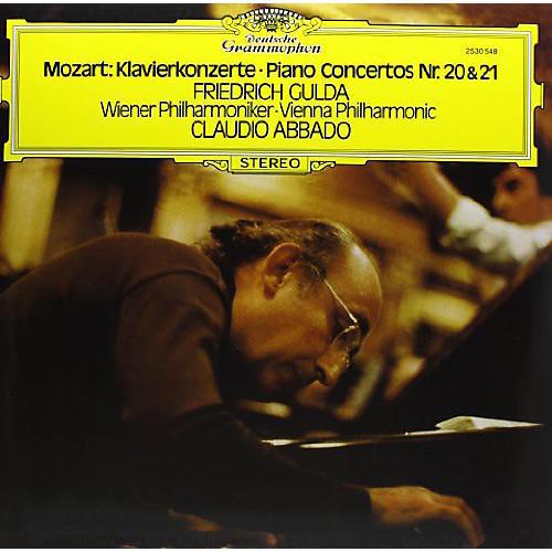 Alliance Claudio Abbado - Ctos for Piano & Orchestra 20 & 21