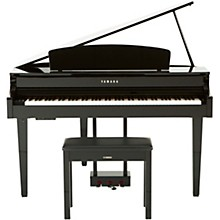 Yamaha Clavinova CLP565GP Digital Grand Piano with Bench