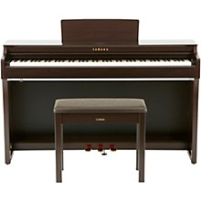Yamaha Clavinova CLP625 Console Digital Piano with Bench Rosewood