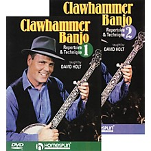 Homespun Clawhammer Banjo 2-DVD Set