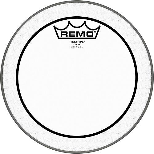 Remo Clear Pinstripe Head  8 in.