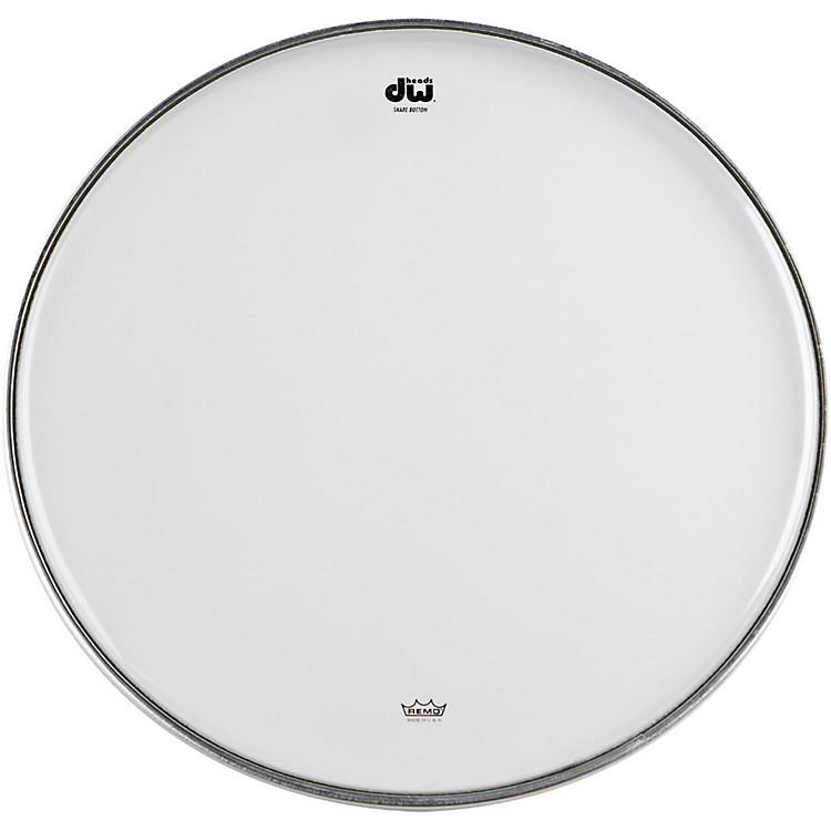 DWClear Snare Side Bottom Head12 Inch
