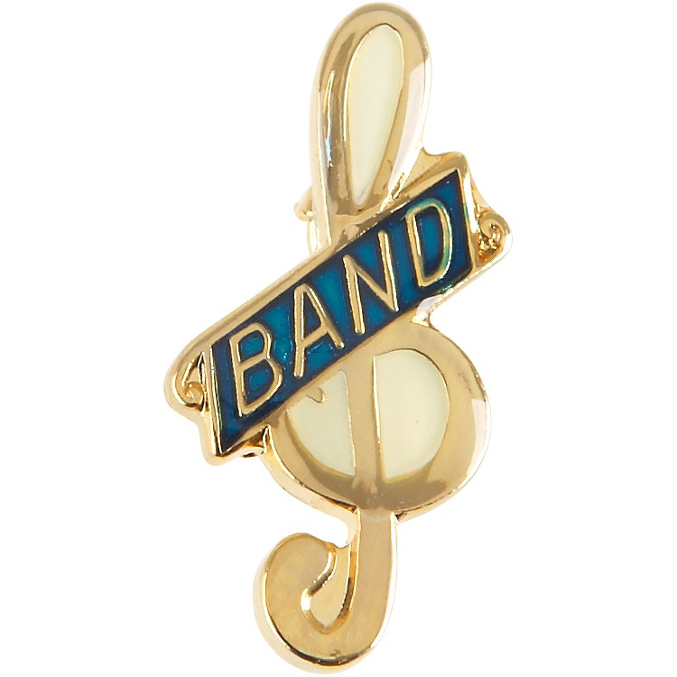 Lyons Clef Award Pins Band