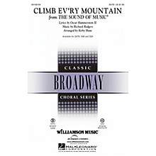 Hal Leonard Climb Ev'ry Mountain (from The Sound of Music) ShowTrax CD Arranged by Kirby Shaw