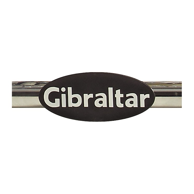 Gibraltar Clip-On Color Rack Logo