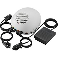 ClipHit Electronic Drum Kit White