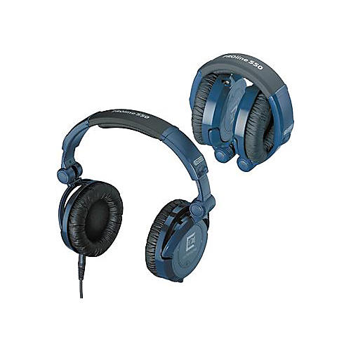 Ultrasone Closed PROline 550 Circumaural Headphones-thumbnail