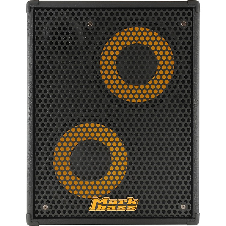 Markbass Club 102 400W 2x10 Bass Speaker Cabinet Black 8 Ohm