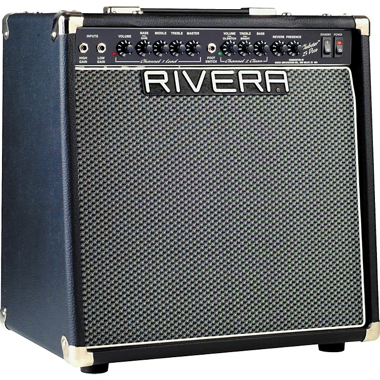 Rivera Clubster 25W 1x12 Tube Guitar Combo Amp