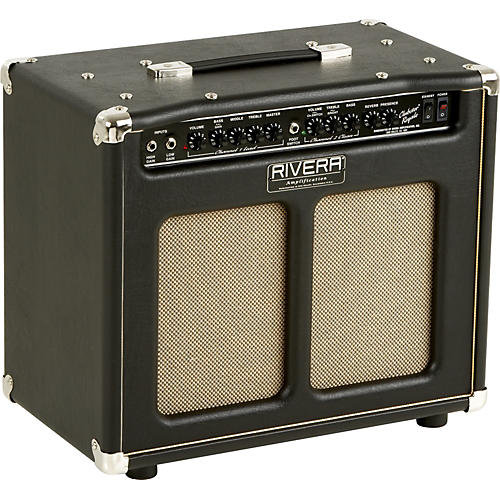 Rivera Clubster Royale 112 50W 1x12 Tube Guitar Combo Amp