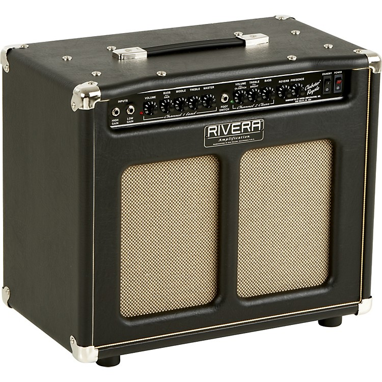RiveraClubster Royale 112 50W 1x12 Tube Guitar Combo Amp