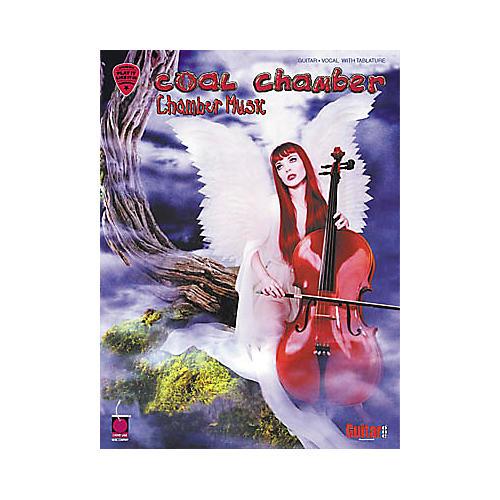 Cherry Lane Coal Chamber - Chamber Music Guitar Tab Book