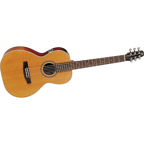 Seagull Coastline Series Grand Parlour QI Acoustic-Electric Guitar-thumbnail
