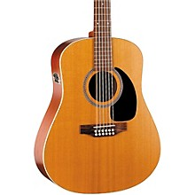 Seagull Coastline Series S12 Dreadnought 12-String QI Acoustic-Electric Guitar