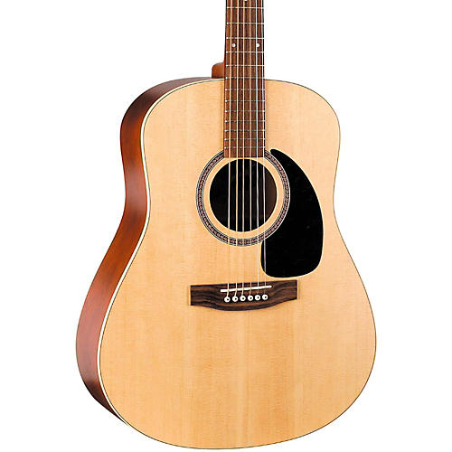 Seagull Coastline Series S6 Dreadnought Acoustic Guitar Natural