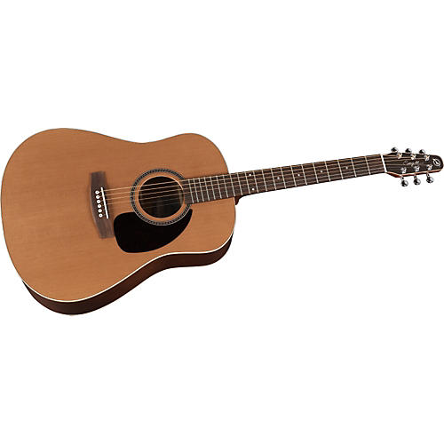 Seagull Coastline Series S6 Dreadnought QI Acoustic-Electric Guitar