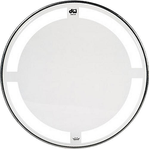 DW Coated/Clear Tom Batter Drumhead-thumbnail
