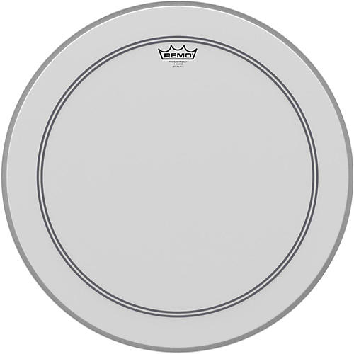 Remo Coated Powerstroke 3 Bass Drum Head  22 in.