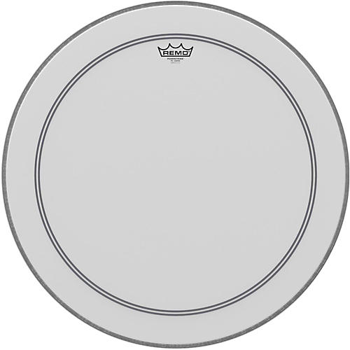 Remo Coated Powerstroke 3 Bass Drum Head  24 in.
