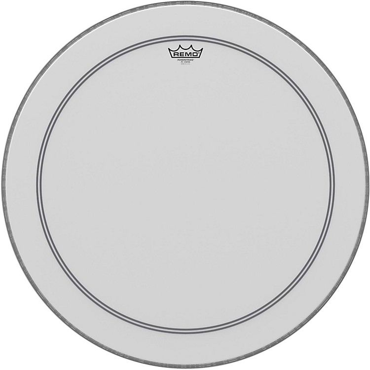 Remo Coated Powerstroke 3 Bass Drum Head  26 Inches