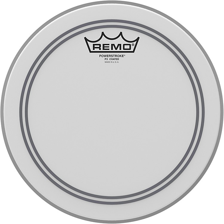 Remo Coated Powerstroke 3 Batter Head  10 Inches