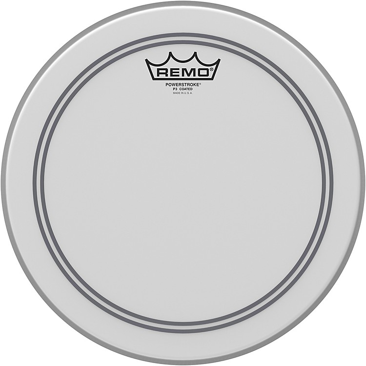 Remo Coated Powerstroke 3 Batter Head  15 Inches