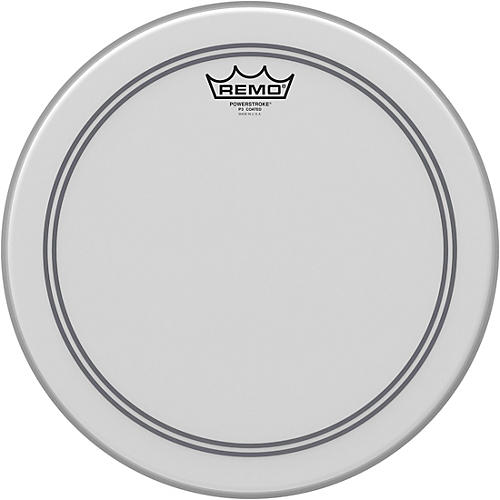 Remo Coated Powerstroke 3 Batter Head  14 in.