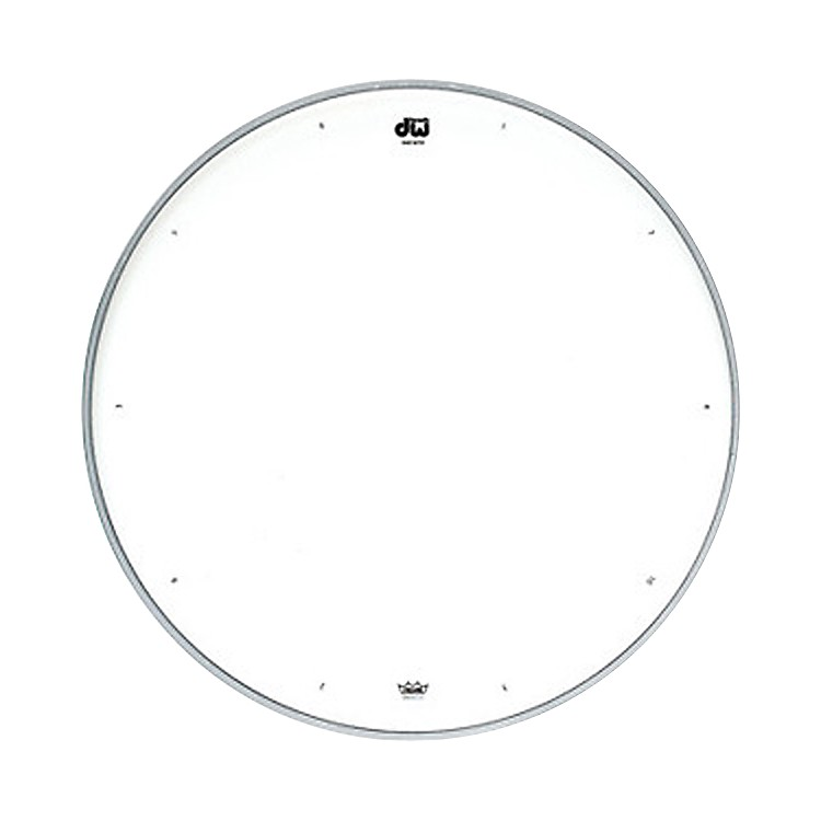 DW Coated Snare Drum Batter  13 Inch