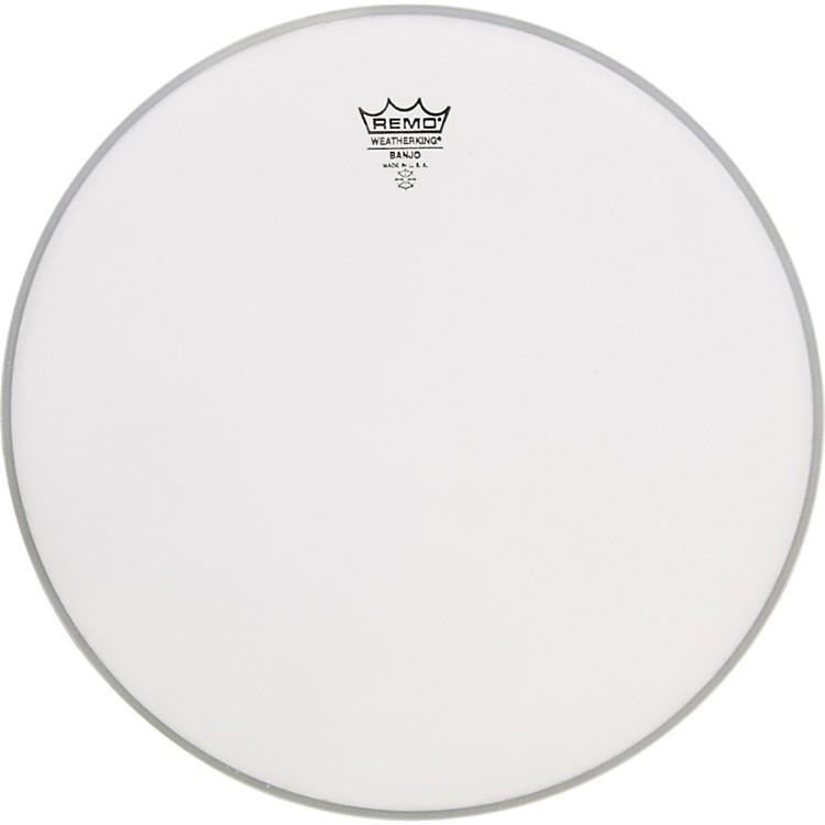 RemoCoated Topside Banjo Head11-2/16 InMedium