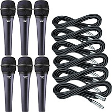 Electro-Voice Cobalt 7 Six Pack with Cables