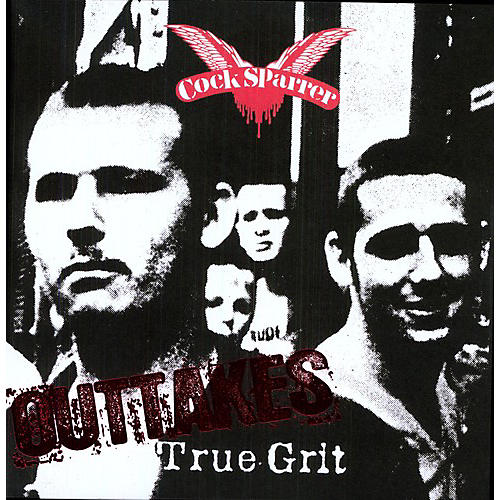 Alliance Cock Sparrer - True Grit Outtakes