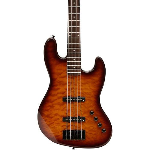 Spector CodaBass5 Pro 5-String Electric Bass Guitar-thumbnail
