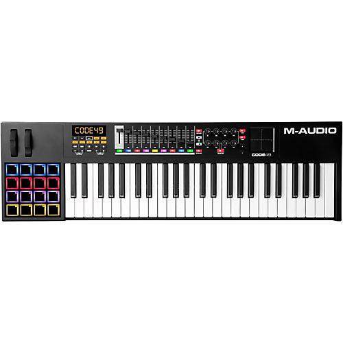 M-Audio Code MIDI Keyboard Controller-thumbnail