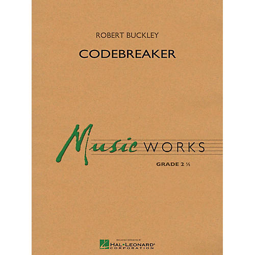 Hal Leonard Codebreaker - MusicWorks Concert Band Grade 2