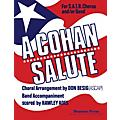 Shawnee Press Cohan Salute Concert Band Level 3 Arranged by Hawley Ades-thumbnail